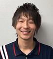 冨山彬宏コーチ